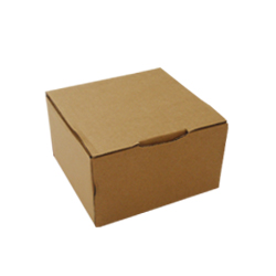 Corrugated postal boxes 127mm