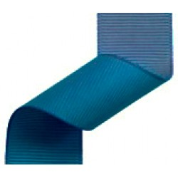 Teal Blue Grosgrain ribbon