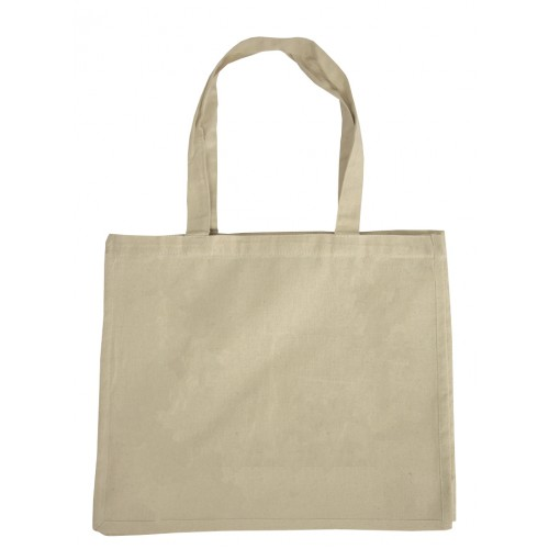 Natural Canvas Bags