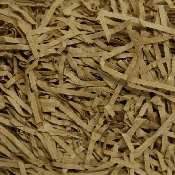 Shredded Kraft Paper Manilla